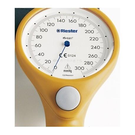 Tensiómetro aneroide Riester Ri-San | Color amarillo | Sin látex | Alta precisión | Diresa Device - FedBuy