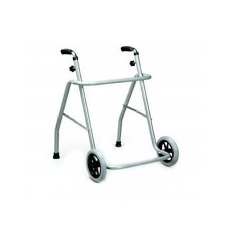 Andador Clásico con ruedas delanteras | Estructura de acero | Andadores y rollators para adultos en FedBuy