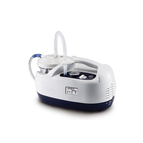 Aspirador de secreciones Vac Plus | Diseñado para unidad móvil | Batería y cargador | Diresa Device - FedBuy
