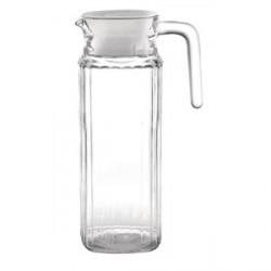 Jarra de vidrio | Caja de seis jarras de cristal | Perfecto para hostelería, residencias y otros centros sanitarios | FedBuy