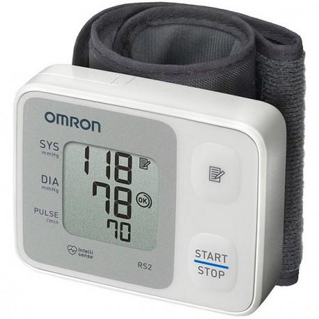 Tensiómetro automático de muñeca OMRON RS2   Medición precisa   Más cómodo   Perfecto para particulares  Diresa Device - FedBuy