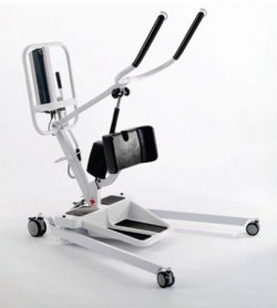 Diresa Device - FedBuy: Grúa de Bipedestación Oxford Standaid de Sunrise Medical. Incluye arnés de regalo.