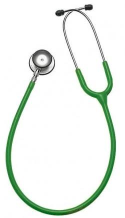 Fonendoscopio Riester Duplex® | Doble campana de aluminio | Caja expositora | Color verde | Diresa Device - FedBuy