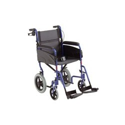 Silla de Ruedas Alu Lite   Aluminio   Configurable   Para particular o residencias   Compra tu silla de ruedas online en FedBuy