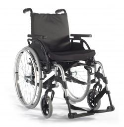Silla de ruedas Basix2 aluminio