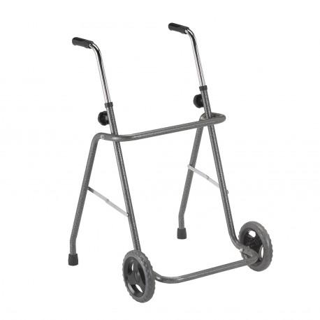 Diresa Device - FedBuy: Andador de acero Sunrise Medical con ruedas. Para adultos y ancianos