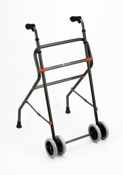 Andador de aluminio 2 ó 4 ruedas. Sunrise Medical