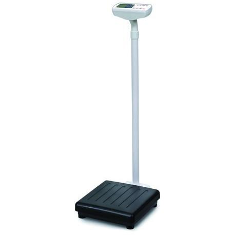 Báscula Digital de Columna | Profesional. Para consulta médica | Peso máx 250 kg | Diresa Device - FedBuy