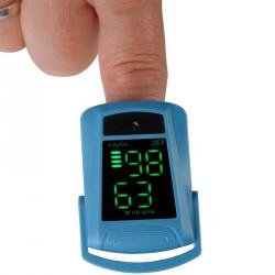 Pulsioxímetro Riester Ri-Fox N | Pantalla LED | Pulso y saturación de oxígeno | Diresa Device - FedBuy