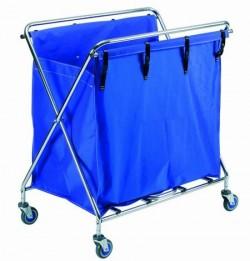 Carro para transporte de ropa | Bolsa grande | Diresa Device - FedBuy: material sanitario, geriátrico y ortopedia