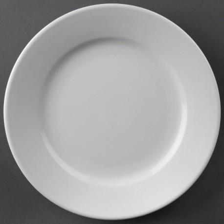 Plato llano de 165 mm de diámetro