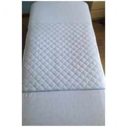 Empapador de cama con alas 5 capas