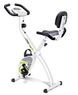 Bicicleta estática con respaldo Back Fit de BH Fitness | Plegable | Diresa Device - FedBuy