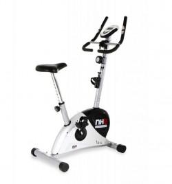 Bicicleta Estática NHB BH Fitness Blanca | Diresa Device - FedBuy