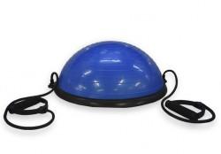 Plataforma Bosu 55 cm | Tensores e inflador | Entrenamiento equilibrio |Diresa Device - FedBuy