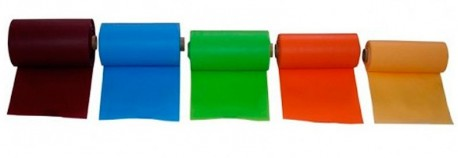 Bandas Elásticas de Resistencia de 5,5 m | Rehabilitación, ejercicios, fuerza | Diresa Device - FedBuy