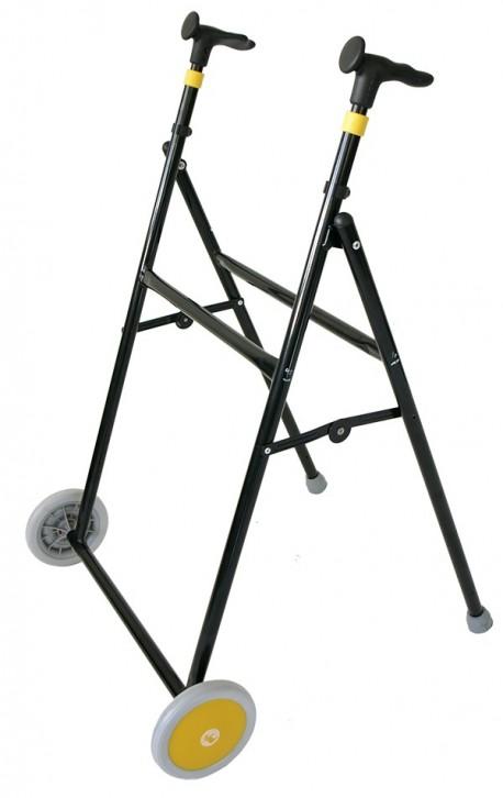 Diresa Device - FedBuy: Andador con ruedas. De Hierro. Modelo Airon de Forta