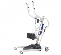 Grúa Cambiapañales Reliant 350 | Con soporte para las piernas | FedBuy: Grúas para hogar y residencia. Tu ortopedia de confianza