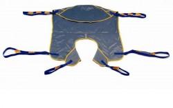 FedBuy: Arnés acolchado para grúas de traslado | Soporte para cabeza | Sunrise Medical | Formato de lujo | Geriatría y ortopedia