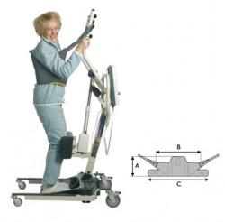 Arnés eslinga para grúa de bipedestación | Postura erguida | Todo para tu grúa de bipedestación: FedBuy | Tu ortopedia online