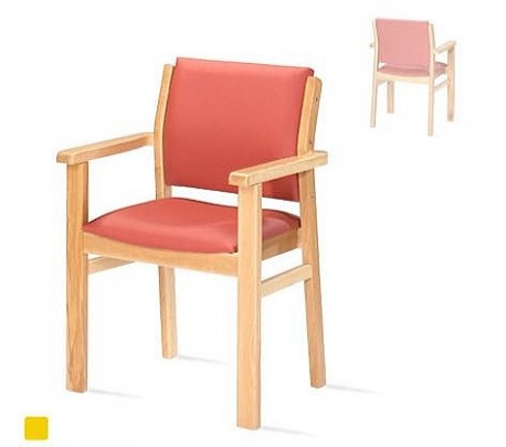 Silla de respaldo bajo | Habitación o zona común | Todo el mobiliario para tu clínica o residencia geriátrica: Diresa Device