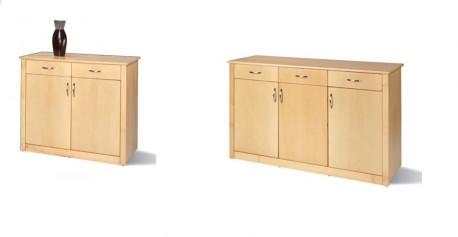 Aparador | Para hogar, hotel, residencia geriátrica o clínica | De madera o melamina | Configurable | Mobiliario en FedBuy