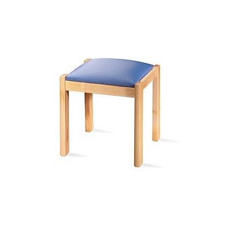 Reposapiés fijo de madera | Perfecto para hogar, hotel o centro sanitario | Comodidad y estilo | Mobiliario con Diresa Device