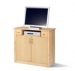 Mueble Televisor   Madera o melamina   Configurable por comprador   Particular o residencia, hotel o clínica   Mobiliario FedBuy