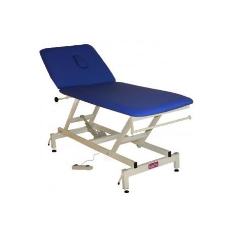 Camilla de dos cuerpos | Elevación Eléctrica 45-83 cm| Respaldo reclinable sistema hidráulico | Diresa Device - FedBuy
