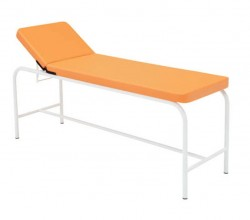 Camilla fija | Mesa de Reconocimiento | Tapicería skay | Fisio, masaje, examen médico | Diresa Device - FedBuy