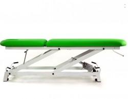 Camilla Eléctrica Supra | Elevación por motor | Perfecta para hospital | Diresa Device: Mobiliario clínico y sanitario