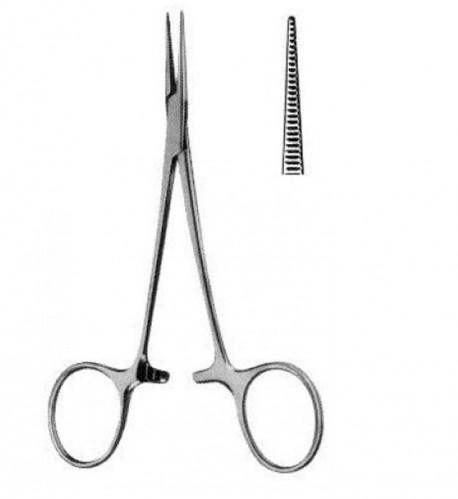 Pinza Hemostática | Halsted - Mosquito | Uso Quirúrgico | Material Médico | Recta, sin dientes | Diresa Device - FedBuy