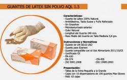 Guantes de Látex Sin Polvo | Desechables | Uso sanitario | Diresa Device - FedBuy