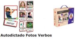 Autodictado fotos verbos