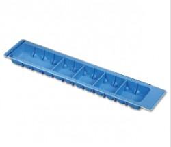 Dispensador 271/289 con tapa y 4 tablillas separadoras