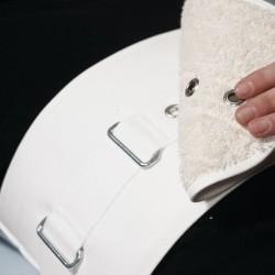Cinturón para cama | Para geriatría y demencia | Cierre magnético | FedBuy: proveedor de residencias