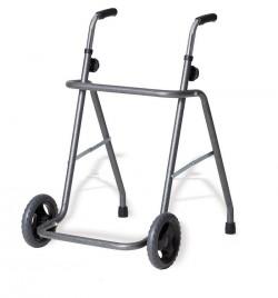 Diresa Device - FedBuy: Andador para adultos/mayores con ruedas y asiento. Sunrise Medical.