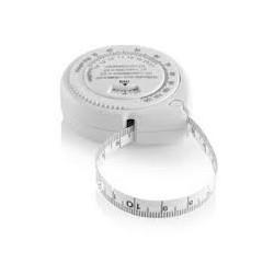 Cinta métrica con IMC | Mide estatura y calcula IMC | Botón retráctil | Diresa Device-FedBuy