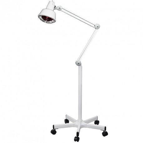 Lámpara de Infrarrojos | De pie | Brazo Articulado | Base rodable 5 ruedas | 275 W de potencia | Diresa Device - FedBuy