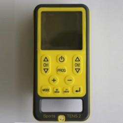 Electroestimulador Sports Tens 2 - Ems + Tens con batería recargable