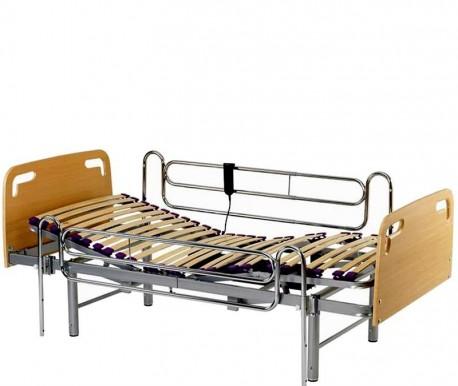 Cama eléctrica con cabecero y piecero Zoe | Fabricante Sunrise Medical | Camas hospitalarias con Diresa Device - FedBuy