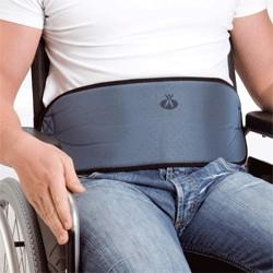 Sujeción abdominal a silla ORLIMAN
