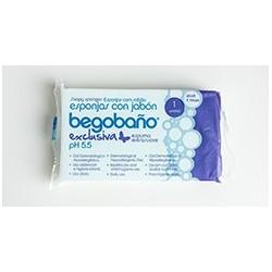 Esponjas de espuma Begobaño BS3 . 9x13x2,5 cm . Caja 1200 uds
