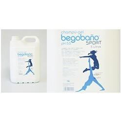 Champú-gel Begobaño BGT-SPORT