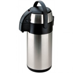 Termo dispensador Olympia | Servicio de bebidas durante comidas | Varias capacidades: 2,5 - 3 - 5 Litros | FedBuy