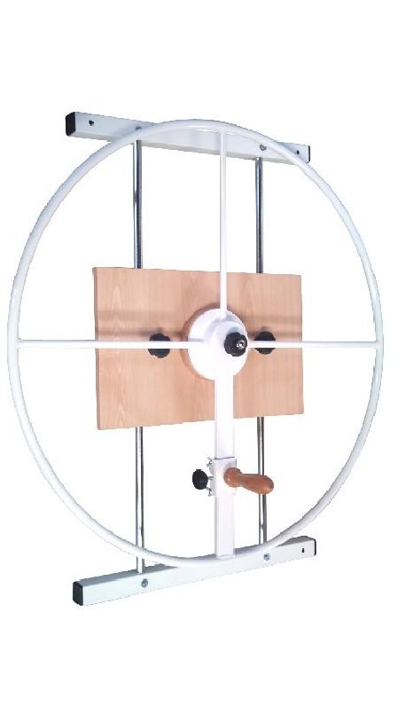 Diresa Device - FedBuy: Rueda metálica para ejercicios y rehabilitación de hombros