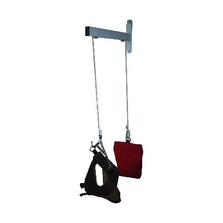 Aparato de tracción continua de pared. Incluye sacos de contrapeso | Diresa Device - FedBuy