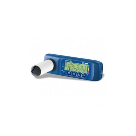 Espirómetro Spirobank G | Conectividad | Ligero y compacto | Preciso | Material médico | Diresa Device FedBuy