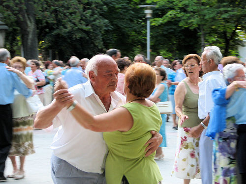 Deporte y ejercicio en personas mayores