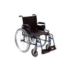 Silla de Ruedas Action 1 | Estructura de acero | Maniobrable y resistente | Admite accesorios | Tu silla de ruedas en FedBuy